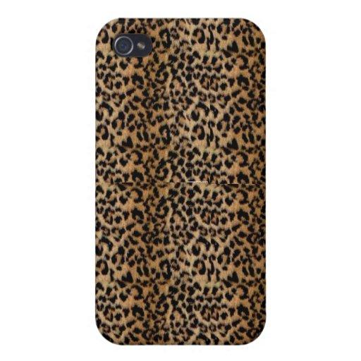 Leopard-Druck Iphone Fall iPhone 4/4S Hülle