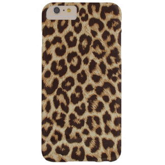 Leopard-Druck kaum dort iPhone 6 Plusfall Barely There iPhone 6 Plus Hülle