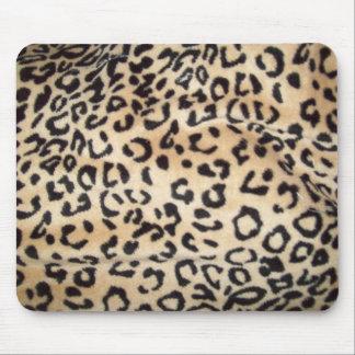 Leopard-Druck Mousepad