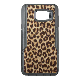 Leopard-Druck OtterBox Samsung Fall der