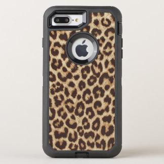 Leopard-Druck OtterBox Verteidiger iPhone 7 OtterBox Defender iPhone 8 Plus/7 Plus Hülle