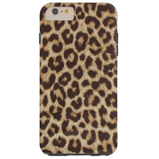 Leopard-Druck starke iPhone 6 Plusfall Tough iPhone 6 Plus Hülle