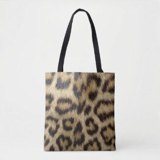 Leopard-Druck Tasche