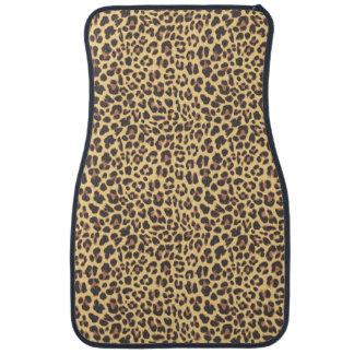 Leopard-Druck-Tierhaut-Muster Automatte