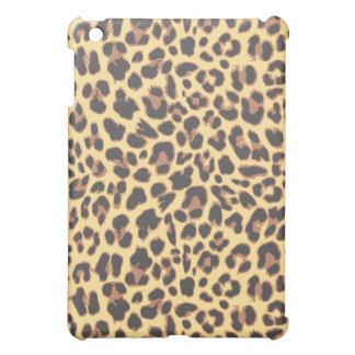 Leopard-Druck-Tierhaut-Muster iPad Mini Hülle