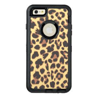 Leopard-Druck-Tierhaut-Muster OtterBox iPhone 6/6s Plus Hülle
