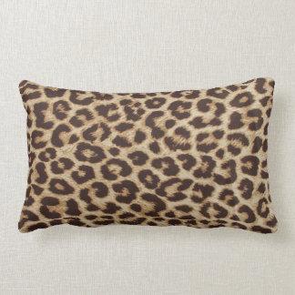 Leopard-Drucklumbar-Kissen Zierkissen