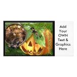 leopard-halloween-2010-0011-b individuelle foto karte
