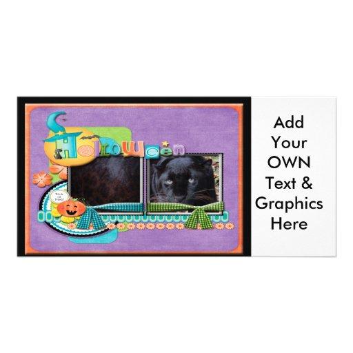leopard-halloween-2010-0015 personalisierte foto karte