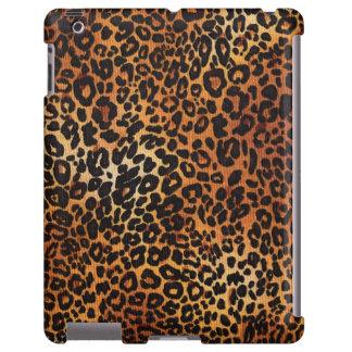 Leopard-Haut iPad Fall