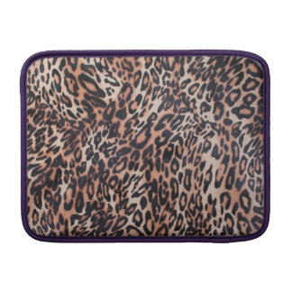 Leopard-Haut MacBook Air Sleeve