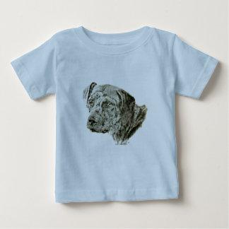 Leopard-Hund Louisianas Catahoula Baby T-shirt