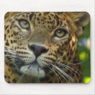 Leopard-Mausunterlage Mousepad