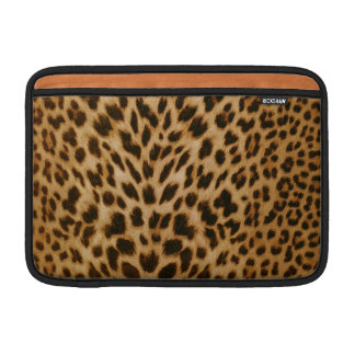 Leopard-Muster Leptop Hülse MacBook Sleeve
