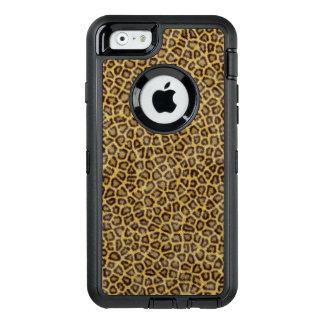 Leopard-Pelz OtterBox iPhone 6/6s Hülle