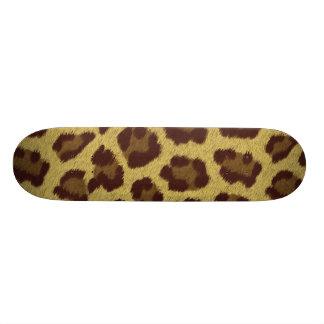 """LEOPARD"" Skateboard Personalisiertes Deck"