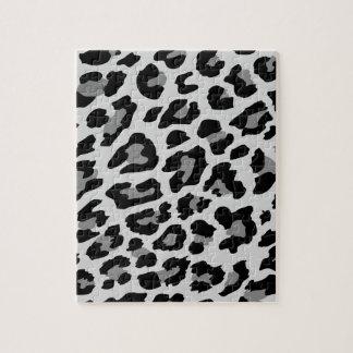 Leoparddruck Puzzle