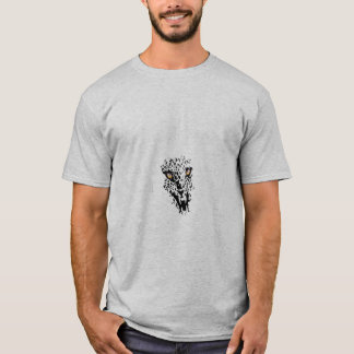 Leoparddruck T-Shirt