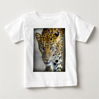 Leopardnahaufnahme Baby T-shirt