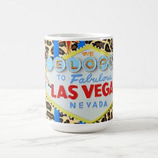 lEope und erhalten in Las Vegas verheiratet Kaffeetasse