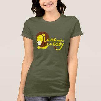Leos lassen es einfach schauen T-Shirt