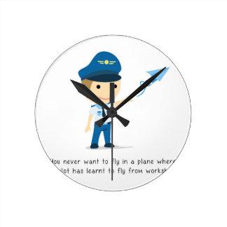 Lernen, - Uhr zu fliegen