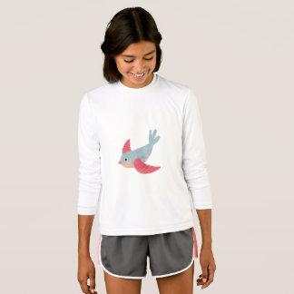 Lernen zu fliegen T-Shirt