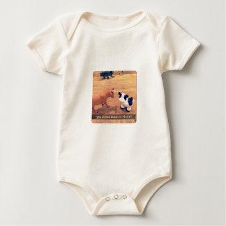 Les Ademimaux - Zunderdatumskleidung Baby Strampler