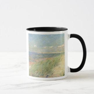 Les Dunes du Zwin, Knokke, 1887 (Öl auf Leinwand) Tasse