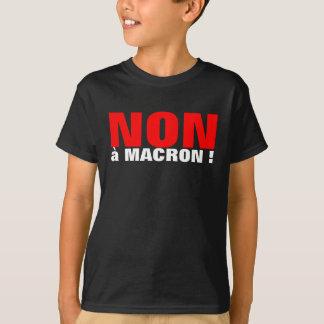 Les Francais choisissent le NON - KinderShirt T-Shirt