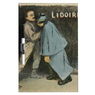 Les Marionnettes de la Vie 1890 - Lidoire Memoboards
