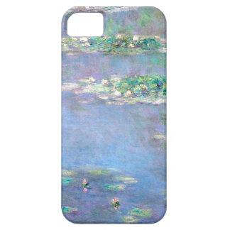 Les Nympheas Wasser-Lilien durch Claude Monet iPhone 5 Cover