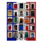Les Portes De Paris Postkarten