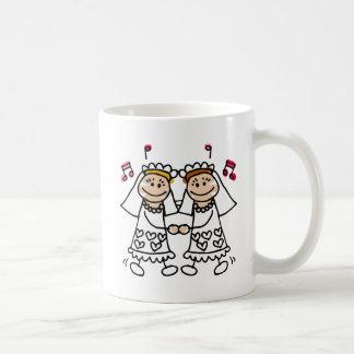 Lesbe tanzen zuerst kaffeetasse
