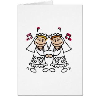 Lesbe tanzen zuerst karte