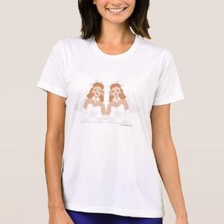 Lesbische Hochzeits-BrautT - Shirt