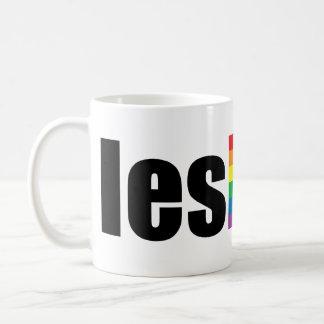 Lesbische StolzTassen und Steins Kaffeetasse
