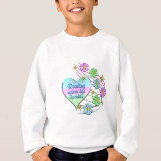 LeseGlitzern Sweatshirt