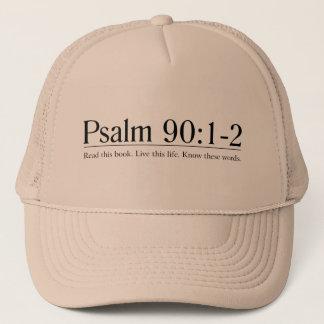 Lesen Sie das Bibel-Psalm-90:1 - 2 Truckerkappe