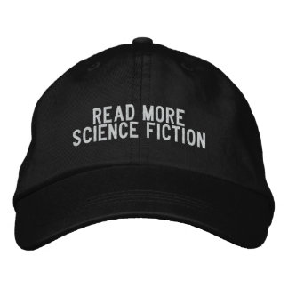 lesen Sie mehr Science Fiction Bestickte Baseballkappe