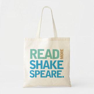 Lesen Sie mehr Shakespeare Budget Stoffbeutel