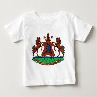 Lesotho-Wappen Baby T-shirt