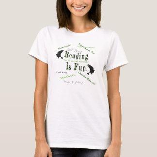 Lesung ist Spaß! T-Shirt