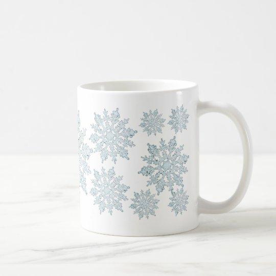 Let it snow kaffeetasse