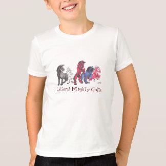 Letford mächtiger Colts Student T T-Shirt