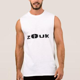 Lets dance zouk ärmelloses shirt