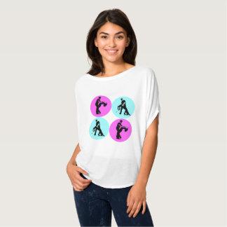 Lets dance zouk T-Shirt