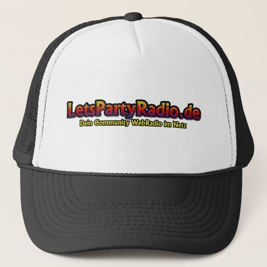 LetsPartyRadio.de Truckerkappe