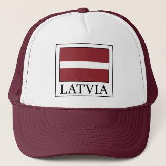 Lettland-Hut Truckerkappe