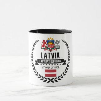 Lettland Tasse